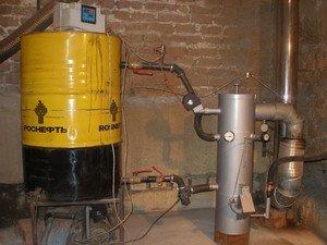Печка на отработанном масле: масляное отопление своими руками, отопитель и обогреватель, котел в мазуте, как сделать