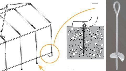 Установка теплицы из поликарбоната: своими руками видео, монтаж и инструкция, грунт правильный на участке