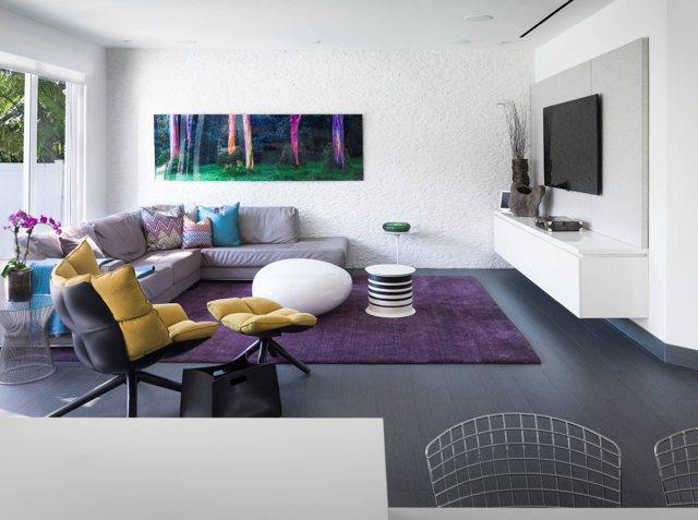 Серые обои: в интерьере фото, какого цвета подойдут, для стен светлые, темный фон, голубые под ламинат