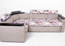 Модульные диваны для гостиной со спальным местом: угловая спальня, узкий эркер и зал прямой
