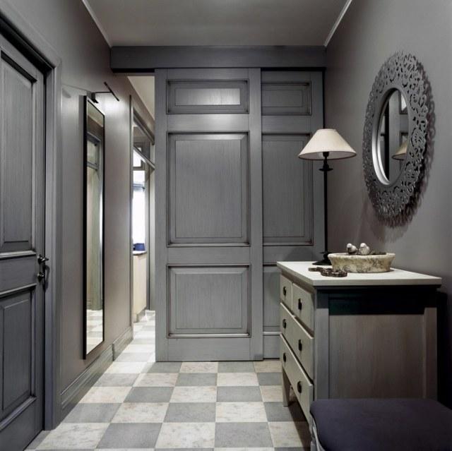 Дизайн прихожей: фото маленького коридора, мебель в интерьере