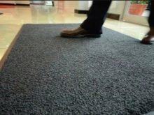 Придверные коврики для прихожей: большие на резиновой основе, прорезиненные в коридор, Икеа грязезащитные