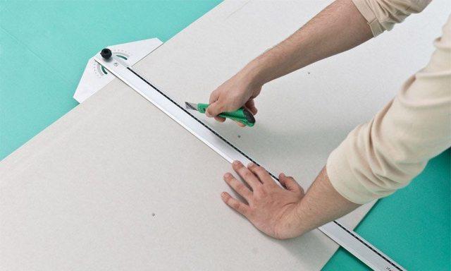 Камин своими руками из гипсокартона: фото как сделать чертеж, пошаговая инструкция, каркас в квартире искусственного камина