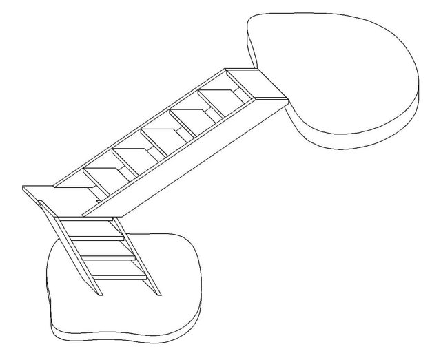 Проект лестницы: в доме на второй этаж, схема деревянной для гостиной, как нарисовать 3d на бумаге, внутренние
