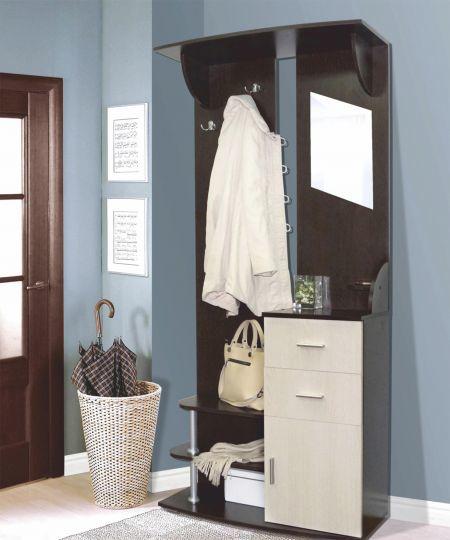 Комод в прихожую: узкие с зеркалом, фото 30 см в коридор, глубина углового, тумба и шкаф, подвесные
