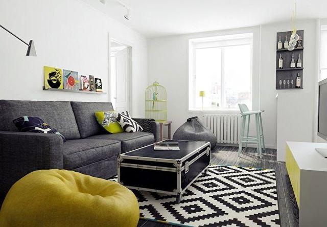 Интерьер гостиной в хрущевке: фото и идеи дизайна, маленький зал в 2 комнатной квартире, реальные комнаты