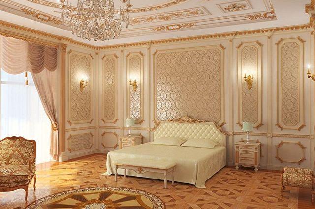 Лепнина для потолка: фото дизайна и декора, из полиуретана в квартире, оформление стен, классика под люстру и украшение дворцовым, ремонт