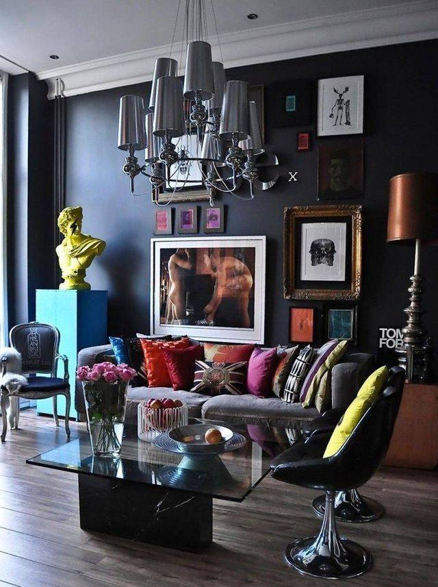 Необычные потолки: идеи дизайна, оригинальные фото в интерьере, интересные своими руками, дизайнерские решения