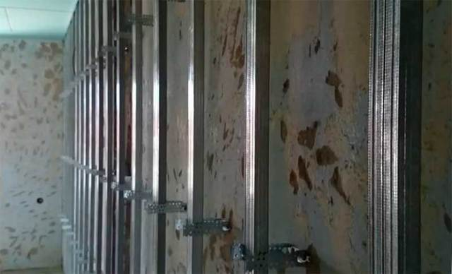 Обшивка стены гипсокартоном: как обшить своими руками, правильно зашить ГКЛ, технология для дома, как закрыть