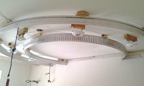 Конструкция натяжных потолков: устройство и технология, видео и инструкция, готовые конструкции в разрезе, изготовление и выбор толщины