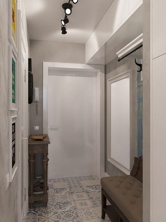 Коридор в хрущевке дизайн фото: маленький ремонт, для узкого идеи, угловые реальные кухни, своими руками интерьер