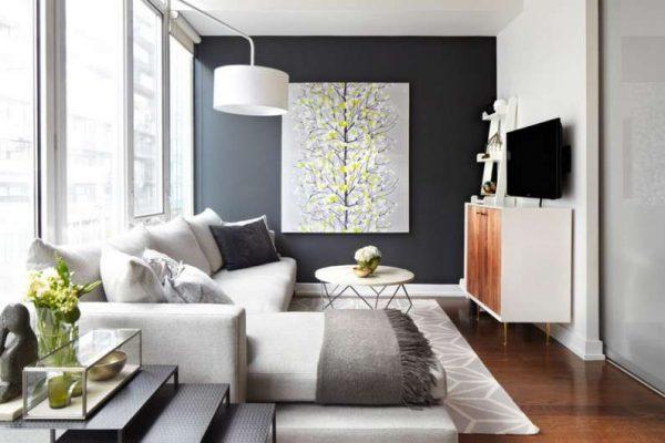 Ремонт гостиной: фото и реальный дизайн, интерьер комнаты, смотреть и сделать своими руками, новая квартира