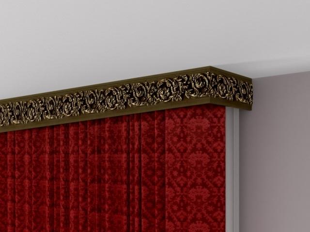 Потолочные карнизы для штор: гардины под натяжной потолок, современные фото, какие скрытые сейчас в моде