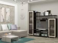 Мебельная стенка для гостиной: мебель для зала, фото в квартире, сток, корпусная спальня