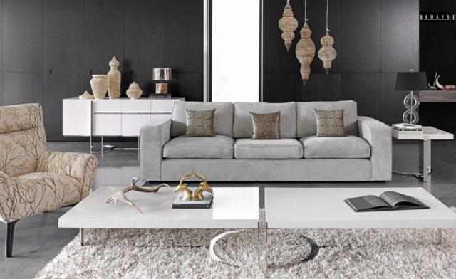 Диван в гостиную: интерьер 2020, фото, как выбрать не раскладной, стильный и мягкий, прямой и п-образный