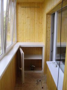 Остекление балкона в хрущевке: как застеклить и утепление своими руками, видео и вес какой выдерживает