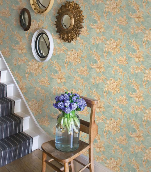Обои с орхидеями для стен фото: в интерьере флизелиновые, элизиум на кухню, с 3д рисунком, дизайн
