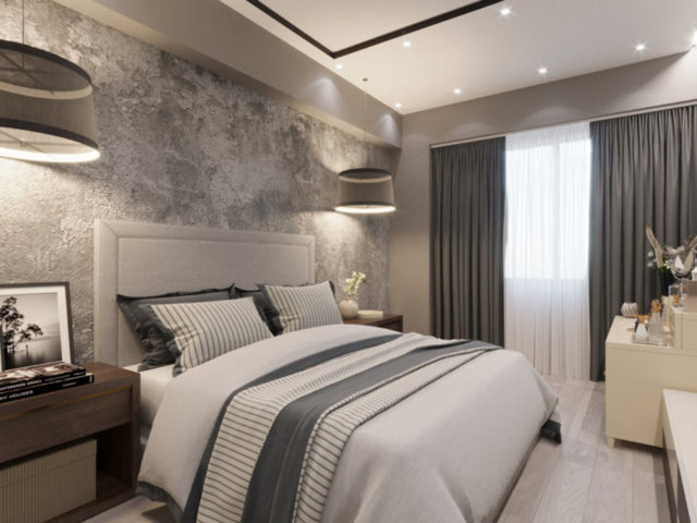 Обои в спальню фото дизайн 2020: современные идеи, комбинированные 2016 и 2018, стильные и модные, в маленькую