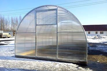 Теплица «Сибирская»: Сибирь, отзывы, поликарбонат зимний, парник люкс Сибирка от премиум производителя