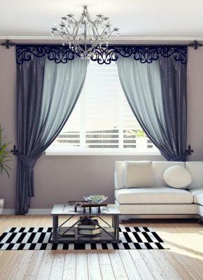 Ламбрекены в зал фото: гостиная с красивым дизайном, своими руками выкройки, жесткие новинки на окна и картинки